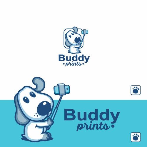 Logo for Pet Illustration Service