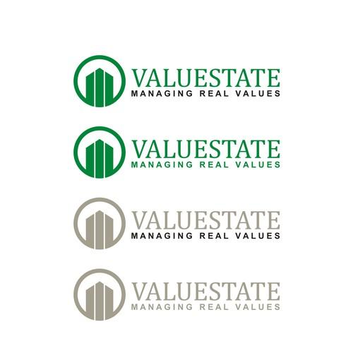 Erstellt ein Logo für eine Immobilienberatungsfirma mit zwei Geschäftsausrichtungen
