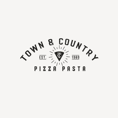 Logo Conept for Town and Country