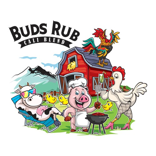 buds rub