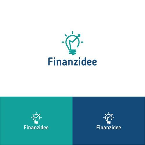 Logo-Design für ein Finanzblog