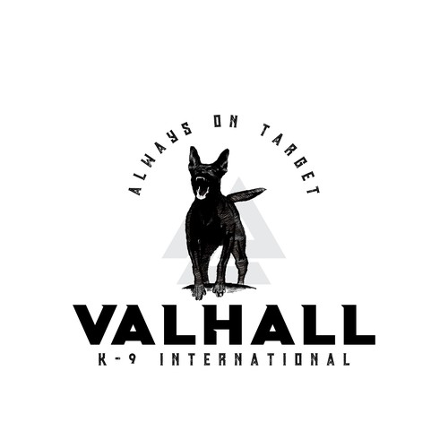 Logo design for dog breeders