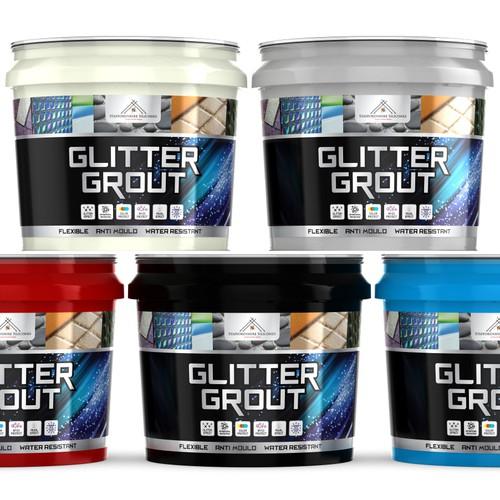 Glitter Grout
