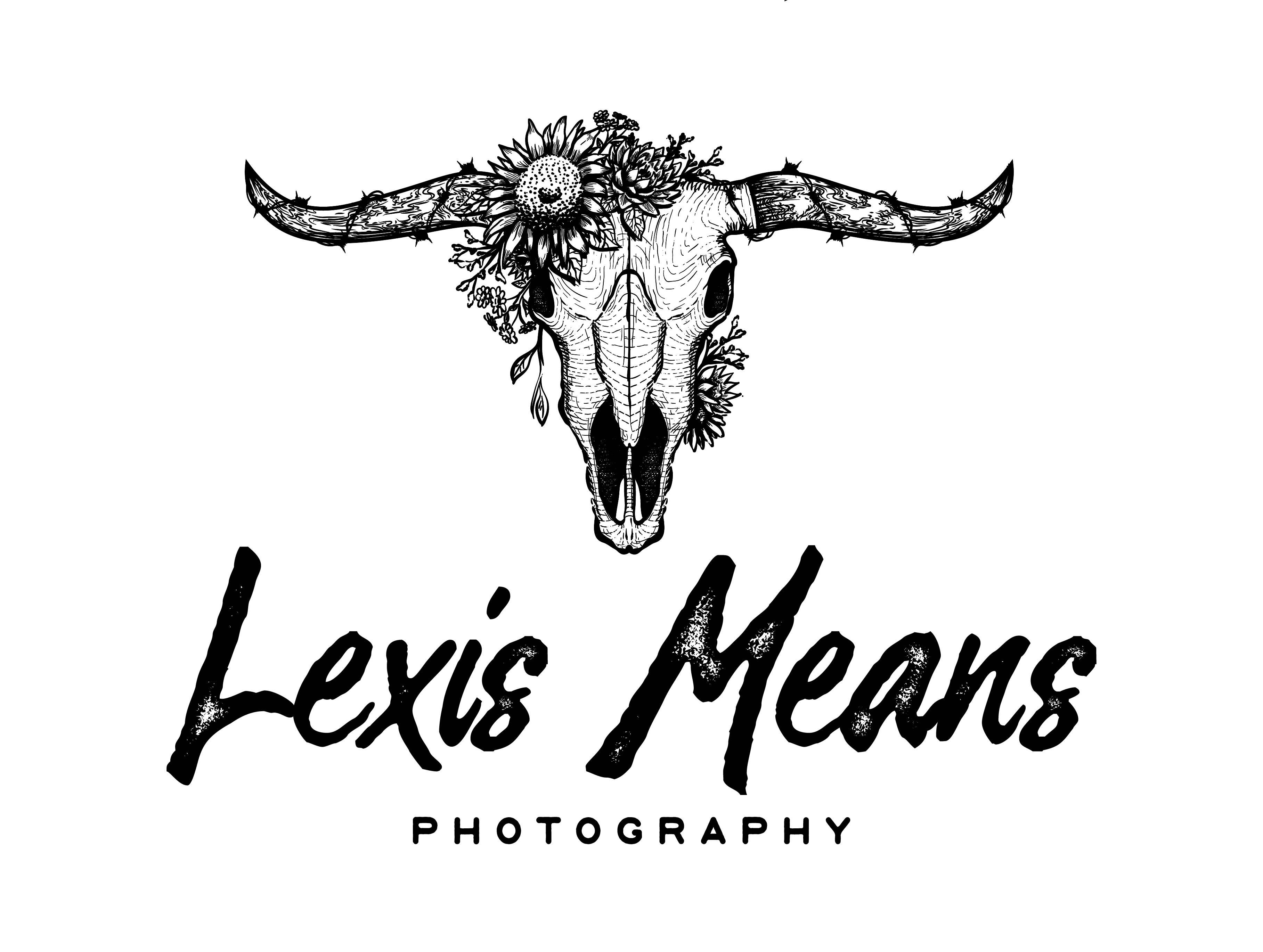 Rustic, luxurious logo & business card design for rural photographer