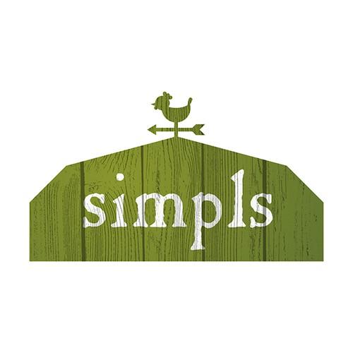 Organic Farmer's Market Style Retail Store Logo