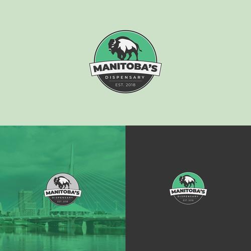 Emblem Logo for Dispensary
