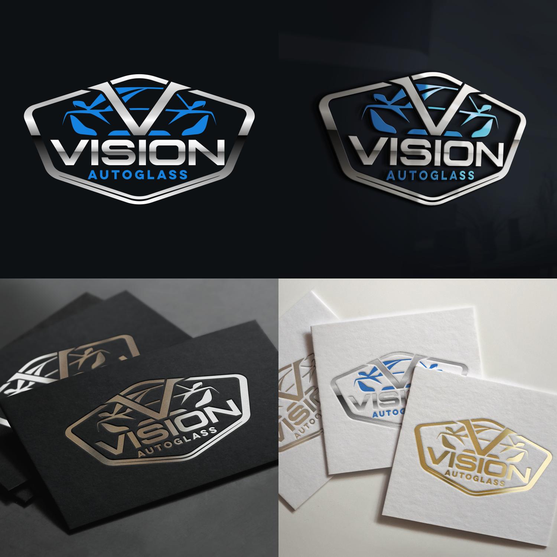 Vision Glass Logo