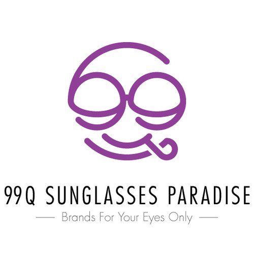 Logo design for a sunglasses retailer