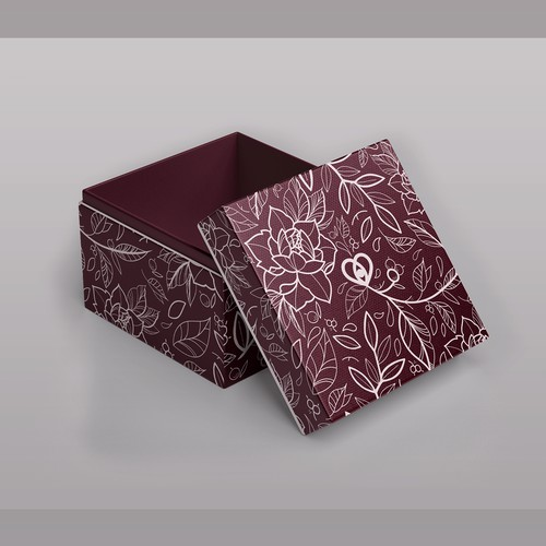 Custom box packaging design