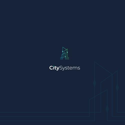 Logo for development company