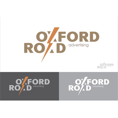 Advertising Agency Needs Smart and Simple Logo