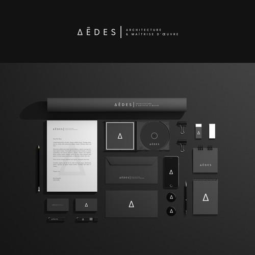 Logo Design for Aedes Architecture