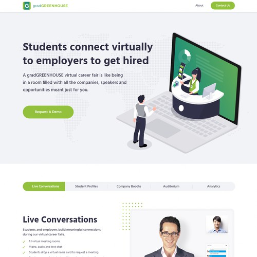 GGH Virtual Career Fair - product page