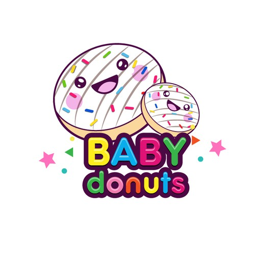 Logo for Baby Donuts