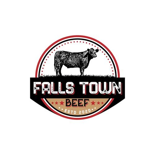 falls town