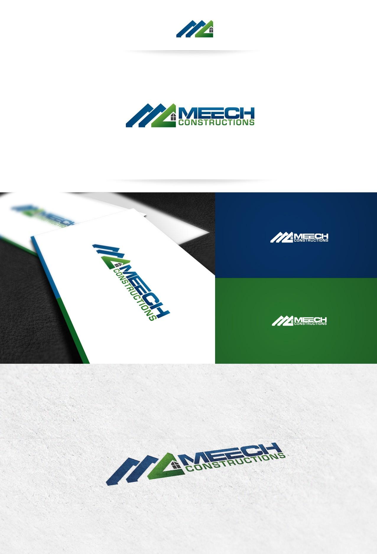 logo for Meech Constructions