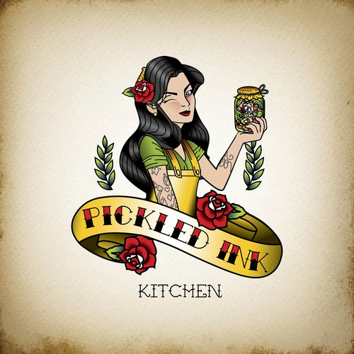 Pickled In Kitchen