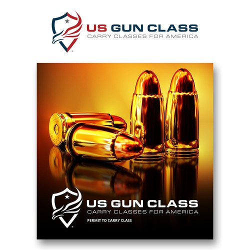 Facebook ad design for Permit to Carry Class