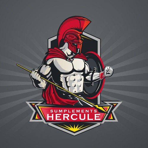 Supplements Hercule needs a new logo