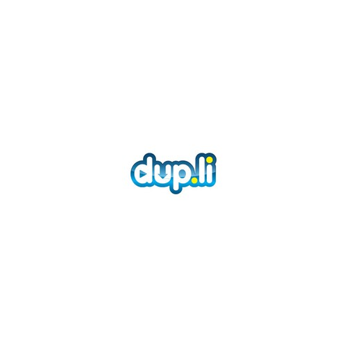 logo and business card for dup.li