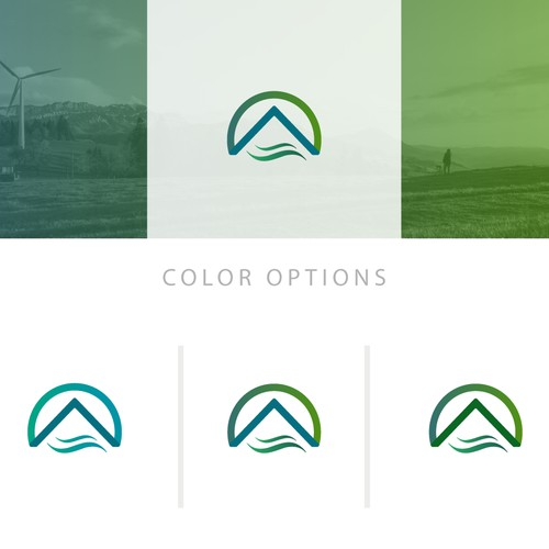 Logo and website concept for Abren