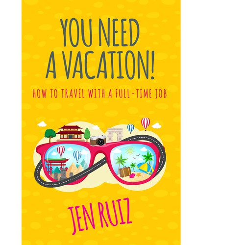 You need a vacation!