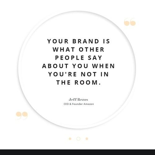 LMK brands high-end website design