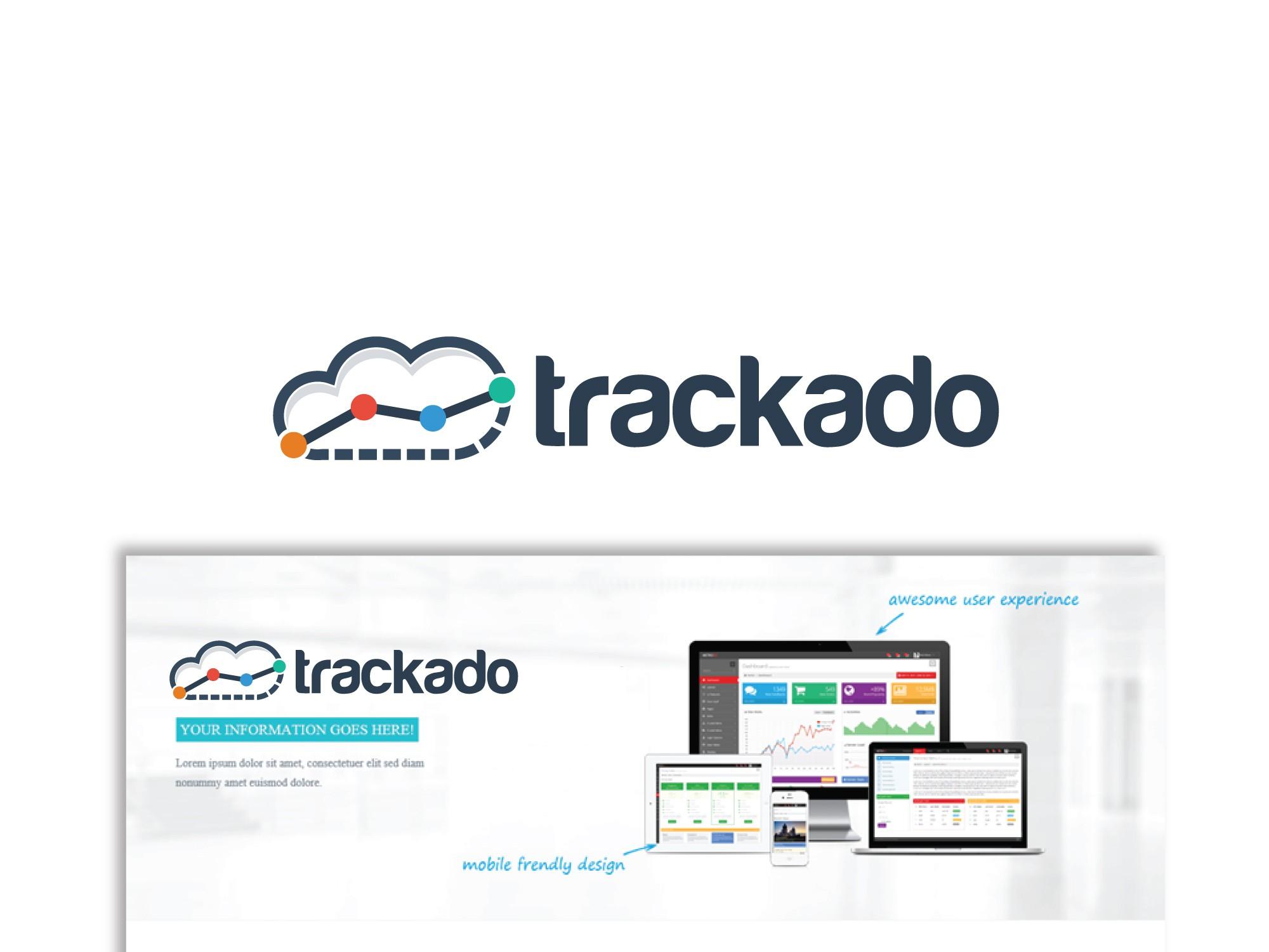 Create a winning logo for Trackado