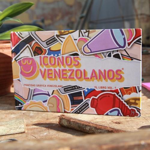 Book cover for Iconos Venezolanos