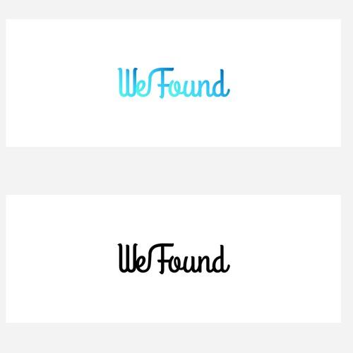 We Found - Brand Identity