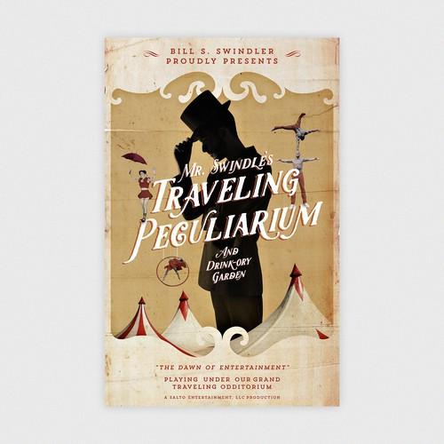 Mr. Swindle's Traveling Peculiarium
