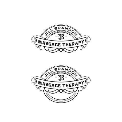 Create a honest and simple Massage Studio Logo