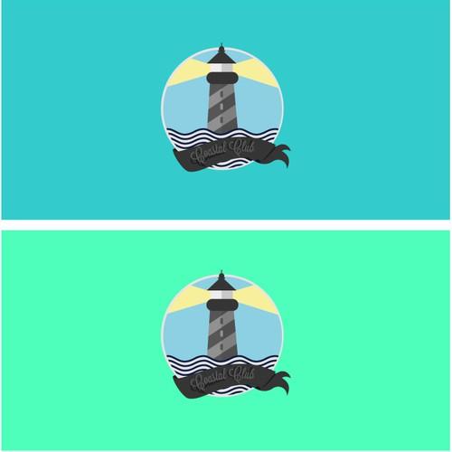 Logo design for Coastal Club
