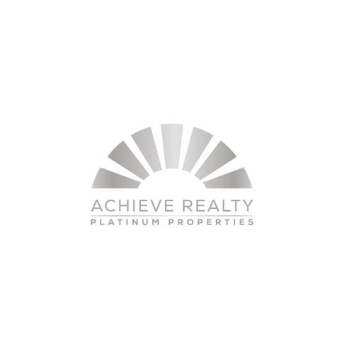 achieve realty logo