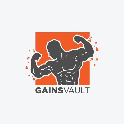 Logo for a new revolutinary gym franchise