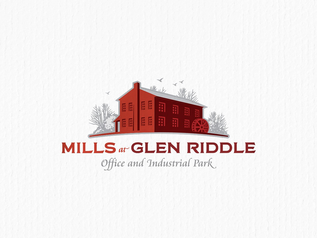 Create logo for historical OLD MILL property
