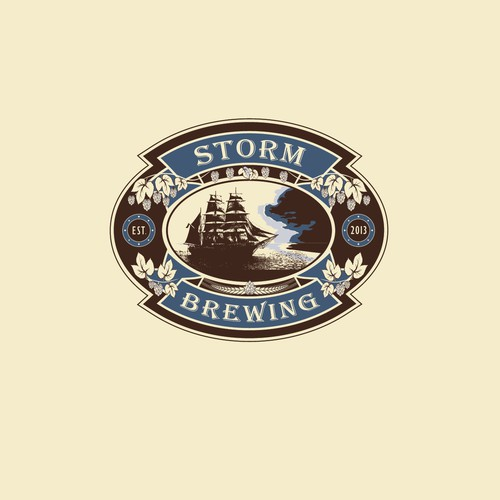 New logo wanted for Storm Brewing