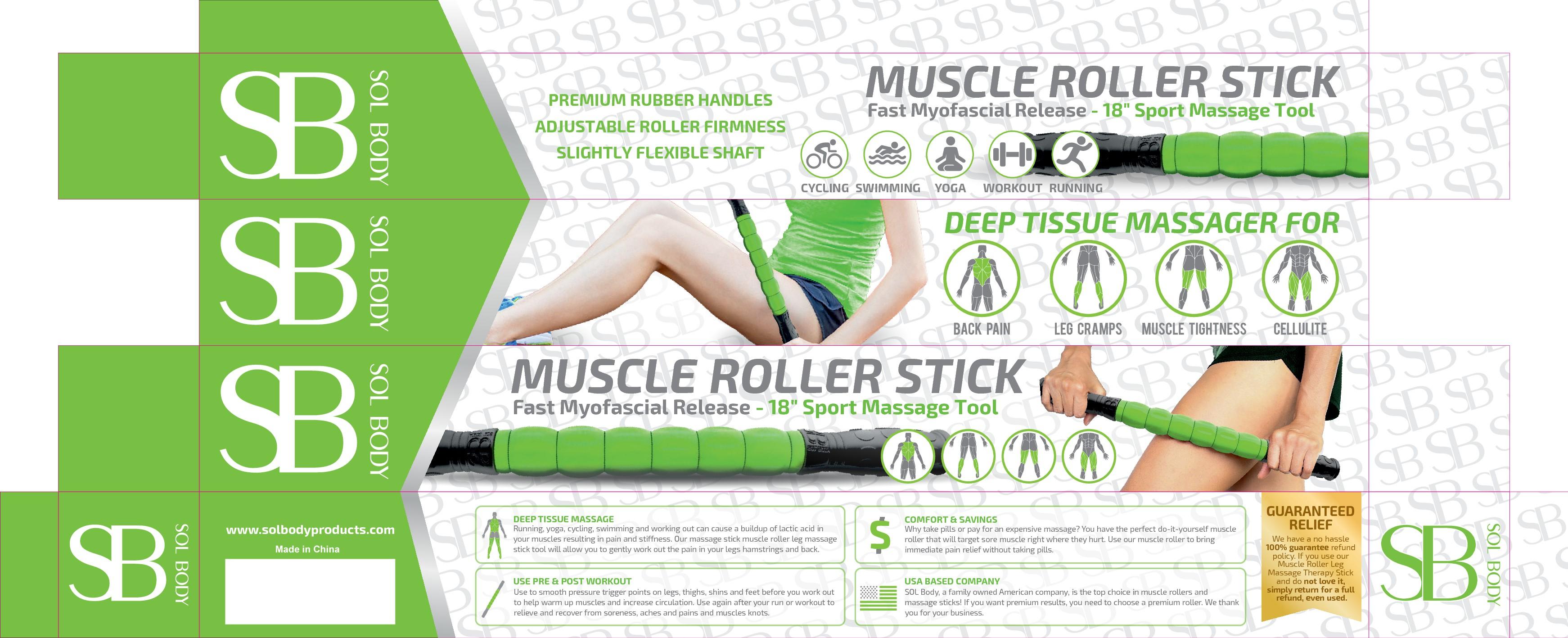 Fitness Product Amazon Box