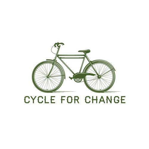 Cycle For Change Logo Design