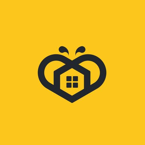 Bee + love + home