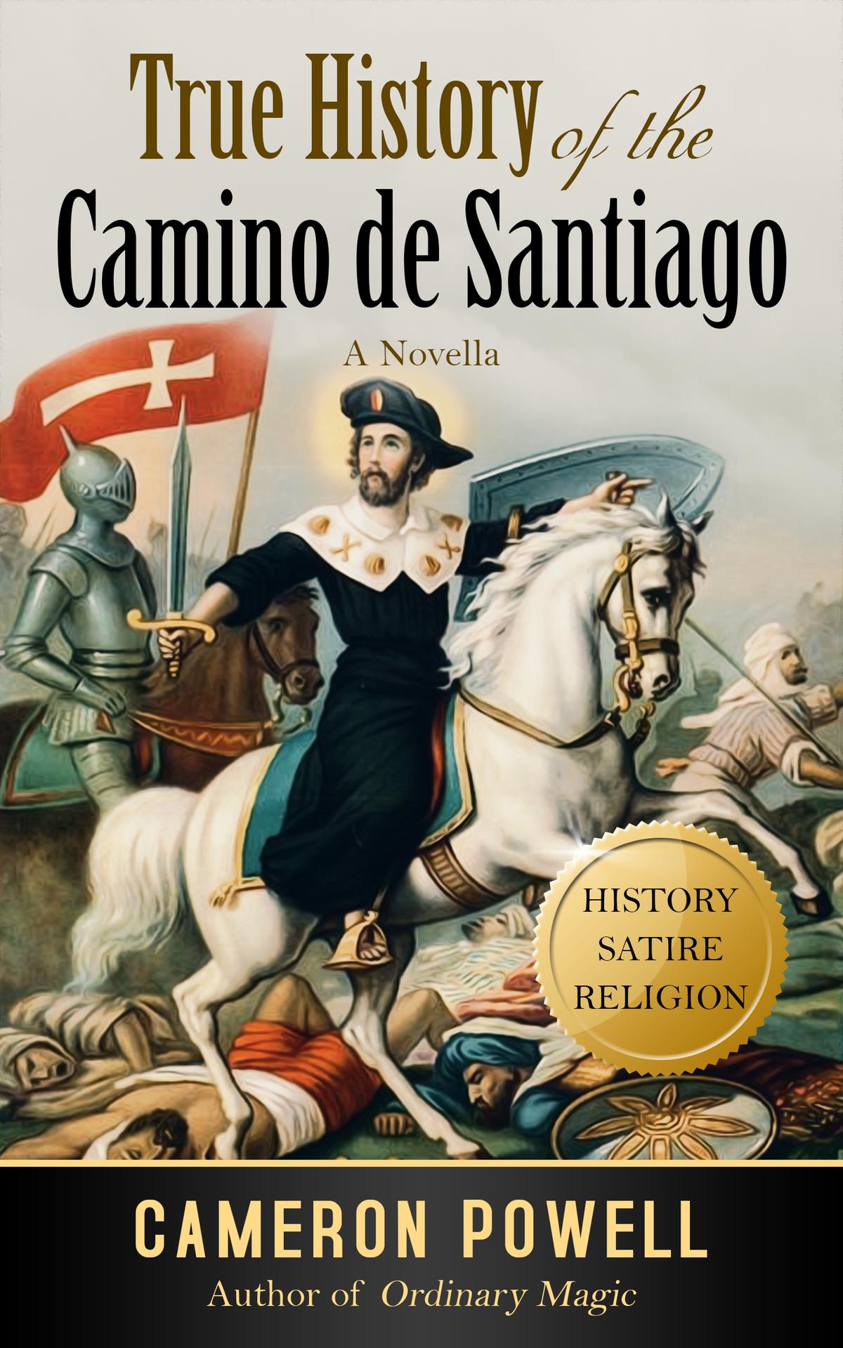 True History book cover