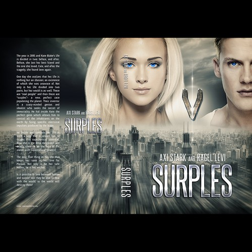 Book cover: Surples