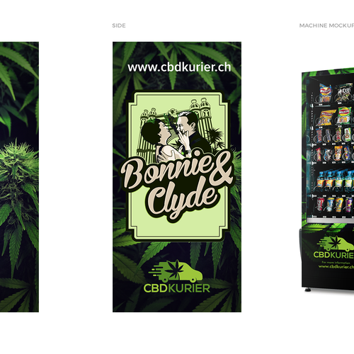 Cannabis Machine