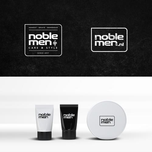 Logo design for Noble Men