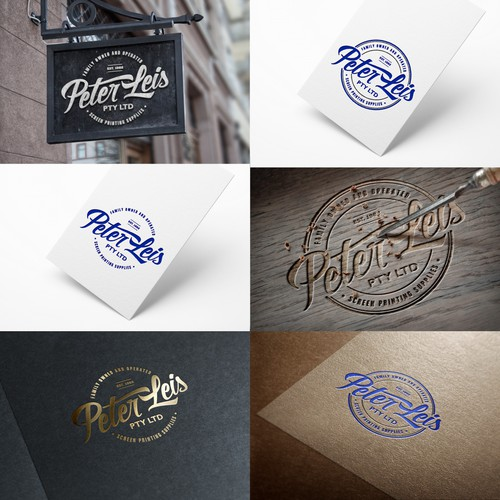 logo design & website