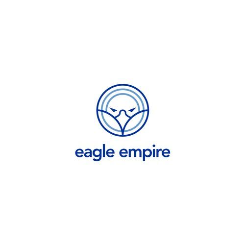 Modern Logo for Eagle Empire