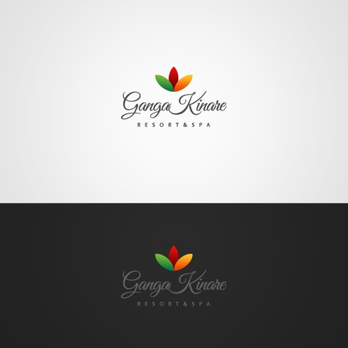 Help Ganga Kinare Resort & Spa (this is a new name - the earlier name was Hotel Ganga Kinare) with a new Logo Design