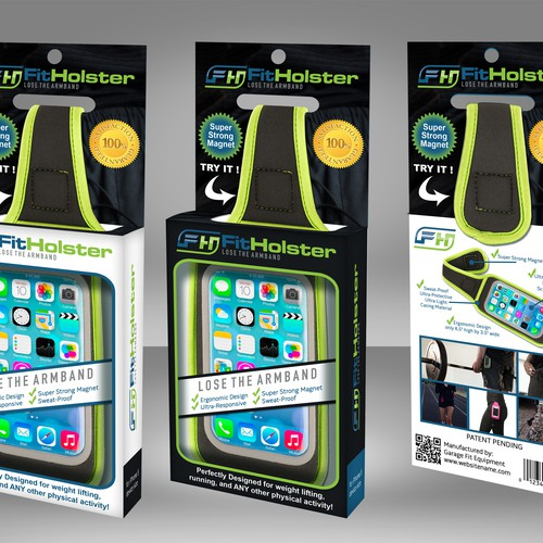 i-phone sleeve packaging