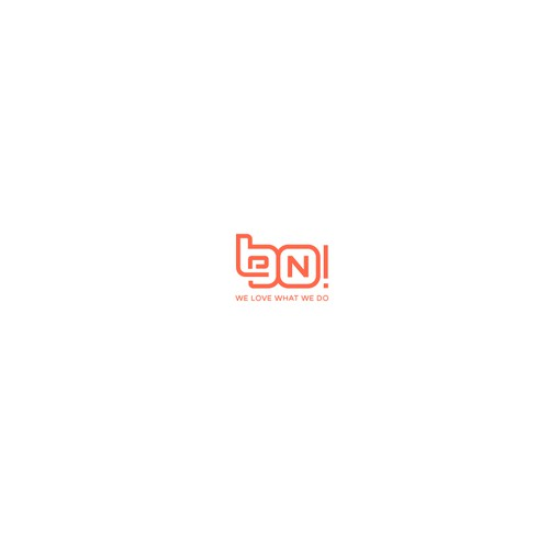 Wordmark for online marketing company