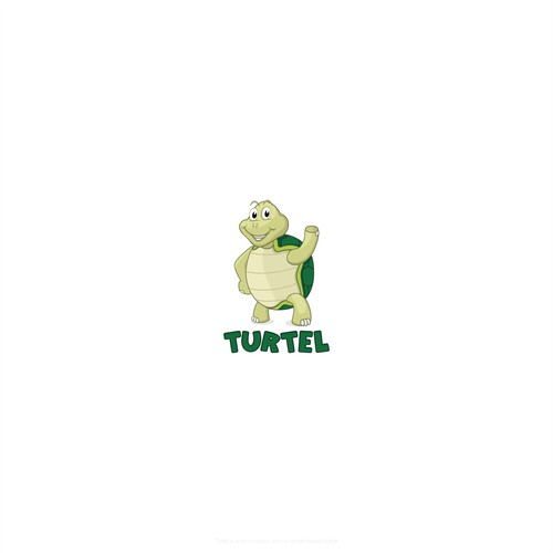 Toy Company Seeks Cute Turtle Logo Design